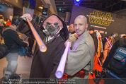 Star Wars - das Erwachen der Macht Kinopremiere - Cineplexx Donauplex - Mi 16.12.2015 - 20