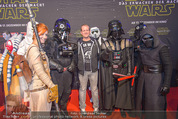 Star Wars - das Erwachen der Macht Kinopremiere - Cineplexx Donauplex - Mi 16.12.2015 - 21