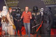 Star Wars - das Erwachen der Macht Kinopremiere - Cineplexx Donauplex - Mi 16.12.2015 - 22