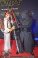 Star Wars - das Erwachen der Macht Kinopremiere - Cineplexx Donauplex - Mi 16.12.2015 - Figuren, Charaktere25
