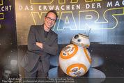 Star Wars - das Erwachen der Macht Kinopremiere - Cineplexx Donauplex - Mi 16.12.2015 - Peter L. EPPINGER29