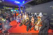 Star Wars - das Erwachen der Macht Kinopremiere - Cineplexx Donauplex - Mi 16.12.2015 - 34