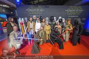 Star Wars - das Erwachen der Macht Kinopremiere - Cineplexx Donauplex - Mi 16.12.2015 - 35