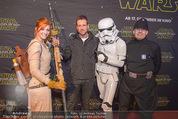 Star Wars - das Erwachen der Macht Kinopremiere - Cineplexx Donauplex - Mi 16.12.2015 - Volker PIESCZEK39
