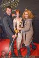 Star Wars - das Erwachen der Macht Kinopremiere - Cineplexx Donauplex - Mi 16.12.2015 - Volker PIESCZEK, Marie-Christine GIULIANI43