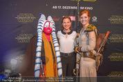 Star Wars - das Erwachen der Macht Kinopremiere - Cineplexx Donauplex - Mi 16.12.2015 - Kristina SPRENGER46