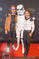 Star Wars - das Erwachen der Macht Kinopremiere - Cineplexx Donauplex - Mi 16.12.2015 - Thomas KIRCHGRABNER, Kristina SPRENGER47