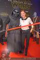 Star Wars - das Erwachen der Macht Kinopremiere - Cineplexx Donauplex - Mi 16.12.2015 - Kristina SPRENGER49