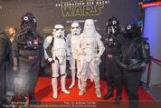 Star Wars - das Erwachen der Macht Kinopremiere - Cineplexx Donauplex - Mi 16.12.2015 - Figuren, Charaktere5