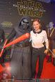 Star Wars - das Erwachen der Macht Kinopremiere - Cineplexx Donauplex - Mi 16.12.2015 - Kristina SPRENGER50