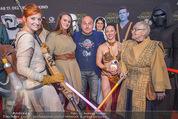 Star Wars - das Erwachen der Macht Kinopremiere - Cineplexx Donauplex - Mi 16.12.2015 - Christoph F�LBL55
