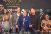 Star Wars - das Erwachen der Macht Kinopremiere - Cineplexx Donauplex - Mi 16.12.2015 - 57