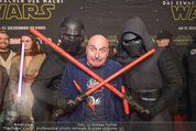 Star Wars - das Erwachen der Macht Kinopremiere - Cineplexx Donauplex - Mi 16.12.2015 - Christoph F�LBL67