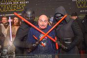Star Wars - das Erwachen der Macht Kinopremiere - Cineplexx Donauplex - Mi 16.12.2015 - Christoph F�LBL68