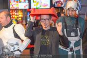 Star Wars - das Erwachen der Macht Kinopremiere - Cineplexx Donauplex - Mi 16.12.2015 - Peter L. EPPINGER7