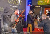 Star Wars - das Erwachen der Macht Kinopremiere - Cineplexx Donauplex - Mi 16.12.2015 - 70