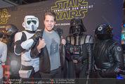 Star Wars - das Erwachen der Macht Kinopremiere - Cineplexx Donauplex - Mi 16.12.2015 - Daniel SERAFIN75