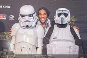 Star Wars - das Erwachen der Macht Kinopremiere - Cineplexx Donauplex - Mi 16.12.2015 - Alemande BELFOR81