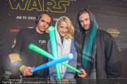 Star Wars - das Erwachen der Macht Kinopremiere - Cineplexx Donauplex - Mi 16.12.2015 - Diana LUEGER (ZWEITFRAU)87