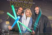 Star Wars - das Erwachen der Macht Kinopremiere - Cineplexx Donauplex - Mi 16.12.2015 - Diana LUEGER (ZWEITFRAU)88