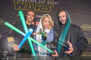 Star Wars - das Erwachen der Macht Kinopremiere - Cineplexx Donauplex - Mi 16.12.2015 - Diana LUEGER (ZWEITFRAU)89