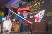 Star Wars - das Erwachen der Macht Kinopremiere - Cineplexx Donauplex - Mi 16.12.2015 - Peter L. EPPINGER9