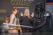 Star Wars - das Erwachen der Macht Kinopremiere - Cineplexx Donauplex - Mi 16.12.2015 - Claudia REITERER93