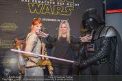 Star Wars - das Erwachen der Macht Kinopremiere - Cineplexx Donauplex - Mi 16.12.2015 - Claudia REITERER94