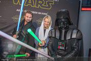 Star Wars - das Erwachen der Macht Kinopremiere - Cineplexx Donauplex - Mi 16.12.2015 - Diana LUEGER (ZWEITFRAU)96