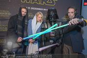 Star Wars - das Erwachen der Macht Kinopremiere - Cineplexx Donauplex - Mi 16.12.2015 - Diana LUEGER (ZWEITFRAU)98