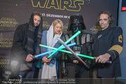 Star Wars - das Erwachen der Macht Kinopremiere - Cineplexx Donauplex - Mi 16.12.2015 - Diana LUEGER (ZWEITFRAU)99