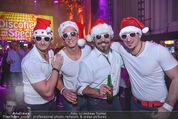 Discofieber XXL - MQ Halle E - Sa 19.12.2015 - Discofieber XXL XMas MQ Halle E1