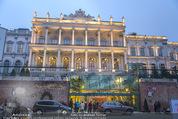 Anna Netrebko Hochzeit - Trauung - Palais Coburg - Di 29.12.2015 - Palais Coburg1