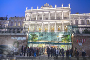Anna Netrebko Hochzeit - Trauung - Palais Coburg - Di 29.12.2015 - Palais Coburg10