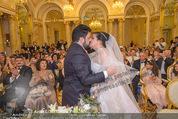 Anna Netrebko Hochzeit - Trauung - Palais Coburg - Di 29.12.2015 - Anna NETREBKO, Yusif EYVAZOV (Ehepaar)100