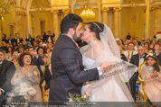 Anna Netrebko Hochzeit - Trauung - Palais Coburg - Di 29.12.2015 - Anna NETREBKO, Yusif EYVAZOV (Ehepaar)101
