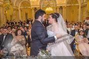 Anna Netrebko Hochzeit - Trauung - Palais Coburg - Di 29.12.2015 - Anna NETREBKO, Yusif EYVAZOV (Ehepaar)102