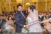 Anna Netrebko Hochzeit - Trauung - Palais Coburg - Di 29.12.2015 - Anna NETREBKO, Yusif EYVAZOV (Ehepaar)103