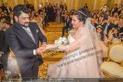 Anna Netrebko Hochzeit - Trauung - Palais Coburg - Di 29.12.2015 - Anna NETREBKO, Yusif EYVAZOV tauschen Ringe106