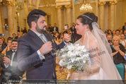 Anna Netrebko Hochzeit - Trauung - Palais Coburg - Di 29.12.2015 - Anna NETREBKO, Yusif EYVAZOV tauschen Ringe111