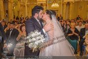 Anna Netrebko Hochzeit - Trauung - Palais Coburg - Di 29.12.2015 - Anna NETREBKO, Yusif EYVAZOV (Ehepaar)113