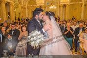 Anna Netrebko Hochzeit - Trauung - Palais Coburg - Di 29.12.2015 - Anna NETREBKO, Yusif EYVAZOV (Ehepaar)114