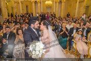 Anna Netrebko Hochzeit - Trauung - Palais Coburg - Di 29.12.2015 - Anna NETREBKO, Yusif EYVAZOV (Ehepaar)115