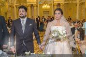 Anna Netrebko Hochzeit - Trauung - Palais Coburg - Di 29.12.2015 - Anna NETREBKO, Yusif EYVAZOV (Ehepaar)118