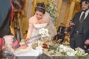 Anna Netrebko Hochzeit - Trauung - Palais Coburg - Di 29.12.2015 - Anna NETREBKO122