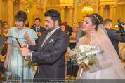 Anna Netrebko Hochzeit - Trauung - Palais Coburg - Di 29.12.2015 - Anna NETREBKO, Yusif EYVAZOV (Ehepaar)124