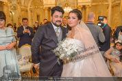 Anna Netrebko Hochzeit - Trauung - Palais Coburg - Di 29.12.2015 - Anna NETREBKO, Yusif EYVAZOV (Ehepaar)125