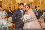 Anna Netrebko Hochzeit - Trauung - Palais Coburg - Di 29.12.2015 - Anna NETREBKO, Yusif EYVAZOV (Ehepaar)126