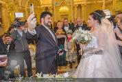 Anna Netrebko Hochzeit - Trauung - Palais Coburg - Di 29.12.2015 - Anna NETREBKO, Yusif EYVAZOV taking Selfie127