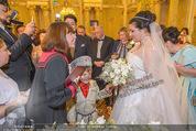 Anna Netrebko Hochzeit - Trauung - Palais Coburg - Di 29.12.2015 - Anna NETREBKO, Yusif EYVAZOV (Ehepaar)131